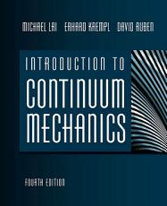 Introduction to Continuum Mechanics PDF