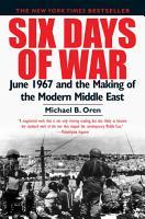 Six Days of War PDF