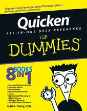 Quicken All-in-One Desk Reference For Dummies