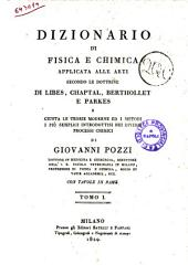 Dizionario Di Fisica E Chimica