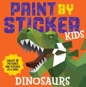 Paint by Sticker Kids  Dinosaurs