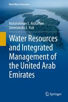 Water Resources and Integrated Management of the United Arab Emirates PDF