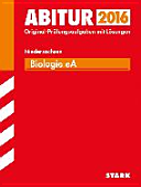 Abiturpr  fung Niedersachsen   Biologie EA PDF