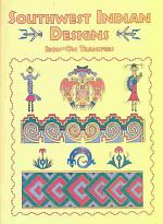 Southwest Indian Designs Iron-on Transfers