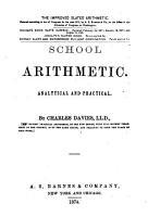 School Arithmetic PDF
