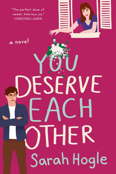 Download You Deserve Each Other Book
