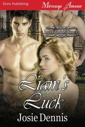 Liam's Luck [Lords of Hawksfell Manor 13]