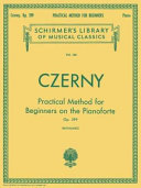 Practical Method for Beginners on the Pianoforte