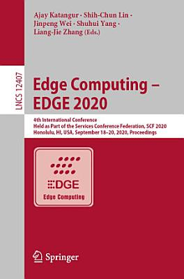 Edge Computing     EDGE 2020 PDF