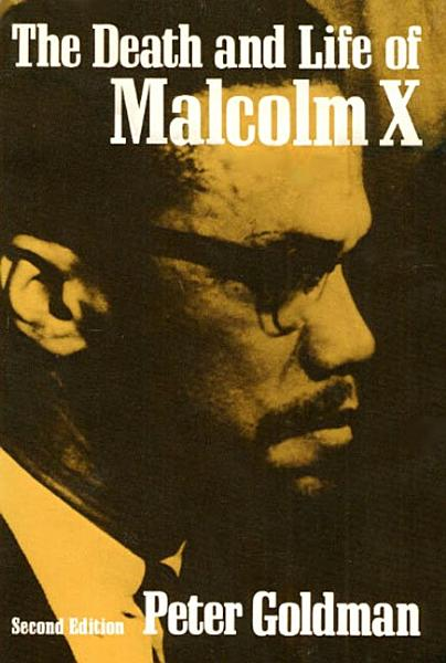 Download The Death and Life of Malcolm X Book