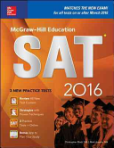 McGraw Hill Education SAT 2016 Edition
