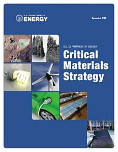 Critical Materials Strategy