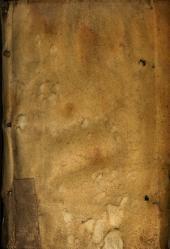 Plutarchi Chaeronensis Opuscula varia quae magna ex parte sunt philosophica, vulgo autem Moralia opuscula ... vocantur