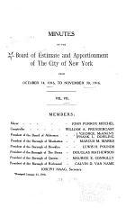 Journal of Proceedings
