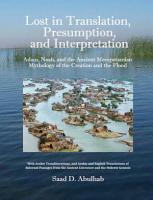 Lost in Translation  Presumption  and Interpretation PDF