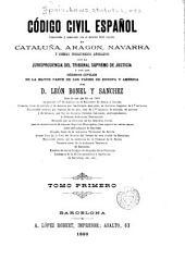 Código civil español ...