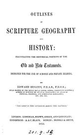 Outlines of Scripture geography and history