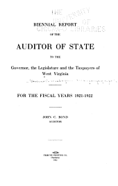 Governor's Message ...: With the Accompanying Reports and Documents ..., Volume 3