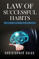 Law Of Successful Habits