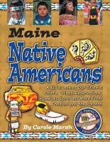 Maine Native Americans PDF