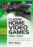 Classic Home Video Games  1989  1990 PDF