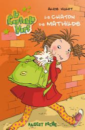Le chaton de Mathilde