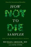 How Not To Die Sampler PDF