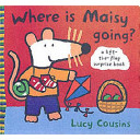 Where is Maisy Going? Book