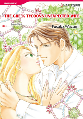 THE GREEK TYCOON'S UNEXPECTED WIFE: Harlequin Comics