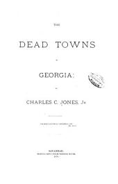 Collections of the Georgia Historical Society: Volume 4