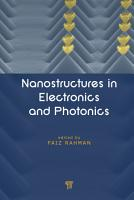 Nanostructures in Electronics and Photonics PDF