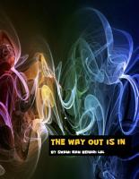 The Inner Sound Current Voyage  The Way Out Is In PDF