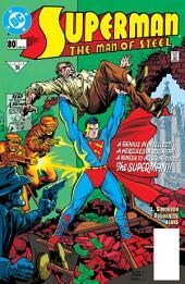 Superman: The Man of Steel (1991-) #80