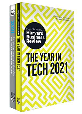 HBR s Year in Business and Technology  2021  2 Books