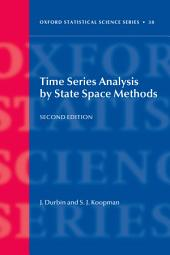Time Series Analysis by State Space Methods: Edition 2