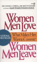 Women Men Love  Women Men Leave PDF