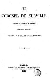 El Coronel de Surville: historia del tiempo del Imperio (1810)