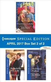 Harlequin Special Edition April 2017 Box Set 2 of 2: An Anthology