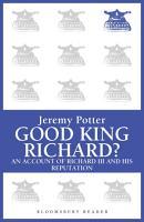 Good King Richard  PDF
