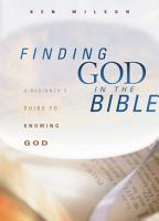 Finding God in the Bible PDF