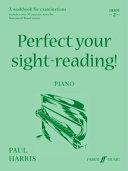 Perfect Your Sight Reading  Piano  Grade 2 PDF
