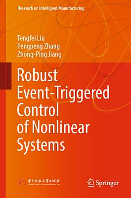 Robust Event Triggered Control of Nonlinear Systems PDF
