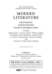 Modern Literature Book PDF