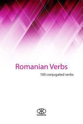 Romanian verbs: (100 conjugated verbs)