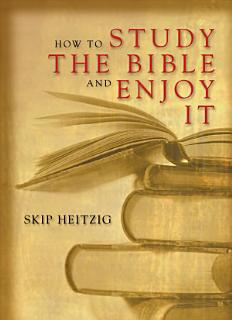 How to Study the Bible and Enjoy It Book
