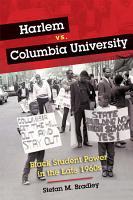 Harlem vs  Columbia University PDF