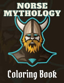 Norse Mythology Coloring Book