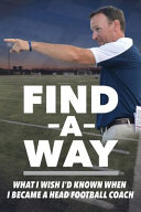 Find a Way Book