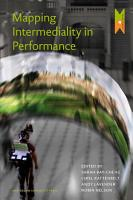 Mapping Intermediality in Performance PDF