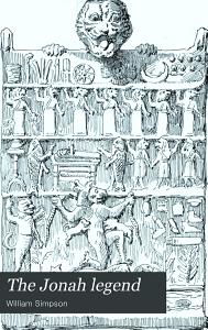 The Jonah Legend Book